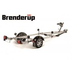 Lodný príves Brenderup 8116