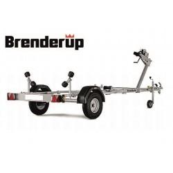 Lodný príves Brenderup Basic 500