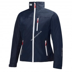 Dámska bunda  CREW MIDLAYER JACKET- Helly Hansen