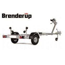 Lodný príves Brenderup Basic 600