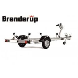 Lodný príves Brenderup Basic 1000