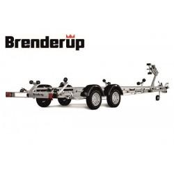 Lodný príves Brenderup 8222TB
