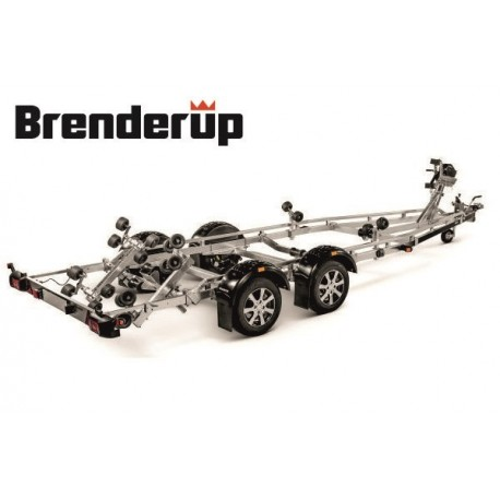 Lodný príves Brenderup 8226TB