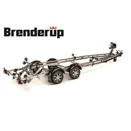 Lodný príves Brenderup 8230TB