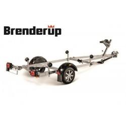 Lodný príves Brenderup 8118B