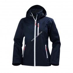 Dámska bunda CREW HOODED JACKET - Helly Hansen