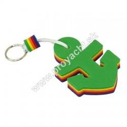 Prívesok na kľúče - penový