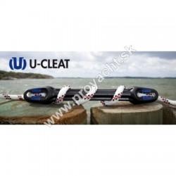 Gumený tlmič nárazov - U-Cleat