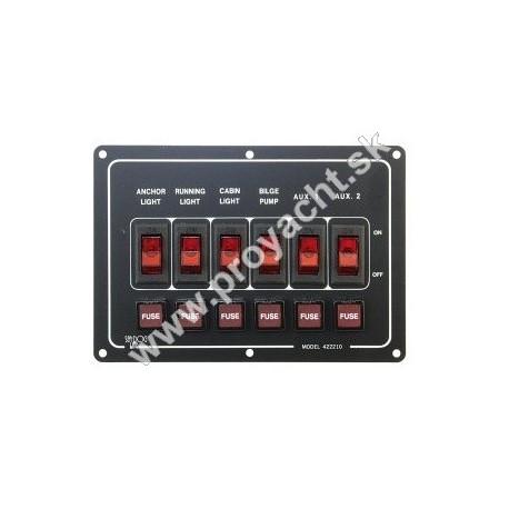 Elektropanel - 12 V