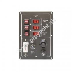 Elektropanel - 12 V - vertikálny