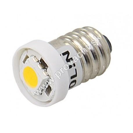 Náhradná LED žiarovka - 12V - E10