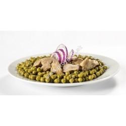 Zelený hrášok s kuracím mäsom - 1P - EXPRES MENU