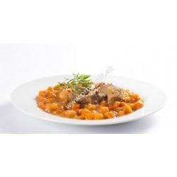 Bravčové mäso s mrkvou - 1P - EXPRES MENU
