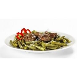 Zelené fazuľky s hovädzím mäsom - 1P - EXPRES MENU