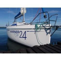 Kajutová plachetnica MARINER 24
