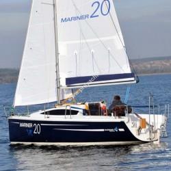 Kajutová plachetnica MARINER 20