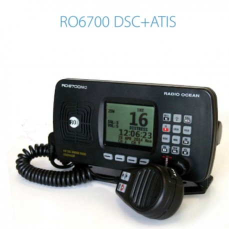 VHF námorná rádiostanica Ocean RO 6700