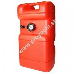 Prenosná palivová nádrž - 22 l