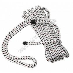 Vyväzovacie lano Bavaria s očnicou - 10 mm