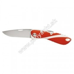 Nôž AQUATERRA  s vývrtkou - červený