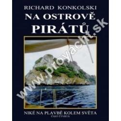 Na ostrove pirátov - Richard Konkolski
