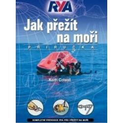 Kniha ako prežiť na mori