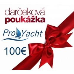 Darčková poukážka na nákup tovaru v hodnote 100€