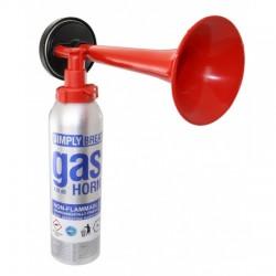 Signálny klaksón - plynový v spreji