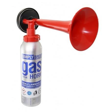 Signálny klaksón - plynová