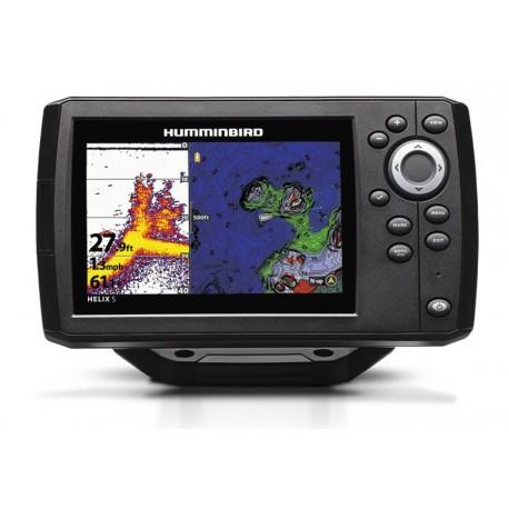 Sonar - Helix 5 Chirp GPS
