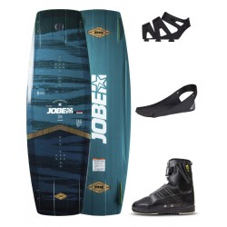 Wakeboard set JOBE PITCH 140 - viazanie DRIFT
