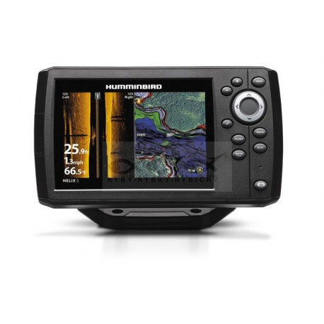 Helix 5 CHIRP SI GPS