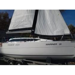 Kajutová plachetnica MARINER 26