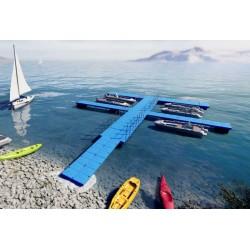 Mólo - plávajúci modulárny systém - ROTO