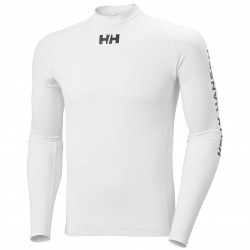 Tričko  Waterwear Rashguard - Helly Hansen - biele