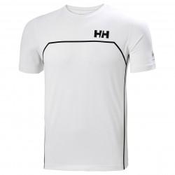 Tričko  HP FOIL OCEAN  - Helly Hansen - biele