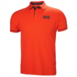 Tričko  HP SHORE POLO  - Helly Hansen - cherry