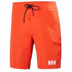 "Pánske šortky HP BOARD SHORTS 9""- Helly Hansen - cherry"