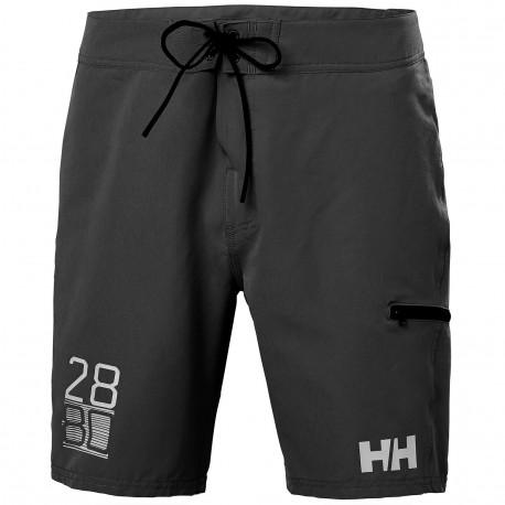 """Pánske šortky HP BOARD SHORTS 9""""- Helly Hansen - tmavo šedé"""