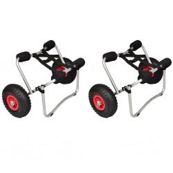 Prepravný vozík na kajak- skladací